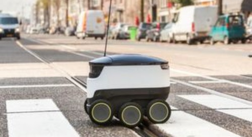 Starship und Domino's wollen Pizza per Roboter ausliefern