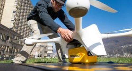 Die Schweizer lassen die Drohnen fliegen