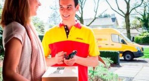 Geld-zurück-Garantie für DHL-Pakete