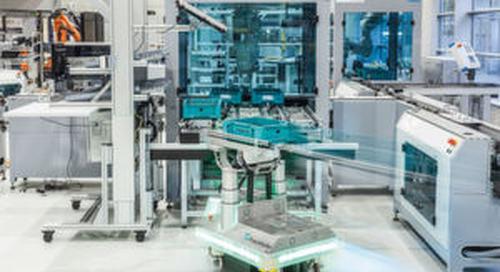 Industrie 4.0: Individueller Materialfluss mit der Smart Factory