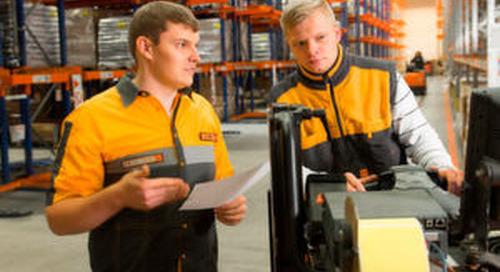Hornbach gewährt Einblicke in seine Logistik