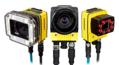 Flexible Bildverarbeitung mit neuer Smartkamera