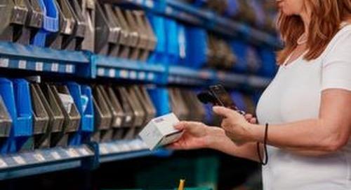 Mobile Datenerfassungsgeräte sorgen für effiziente Prozessabläufe
