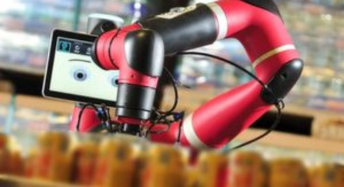 DHL nutzt kollaborative Roboter zum Co-Packing
