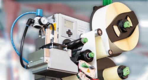 Druckerproduktion per LED-Säule überwachen