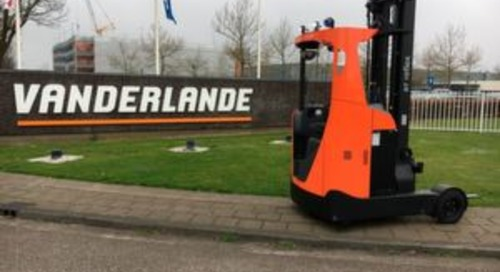 TICO schließt Vanderlande-Übernahme ab