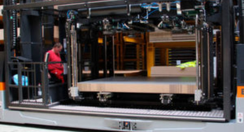 Holzplatten materialschonend kommissionieren