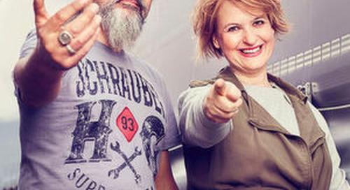 Semperit veranstaltet Berufskraftfahrer-Casting