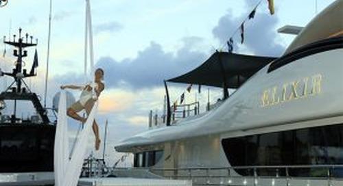 Amels Elixir wins Baccarat SuperYacht World Award 2016