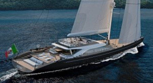Perini Navi drawings show exciting new 47m model