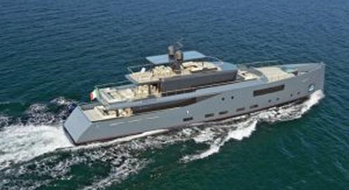 Baglietto 41M V-Line unveiled