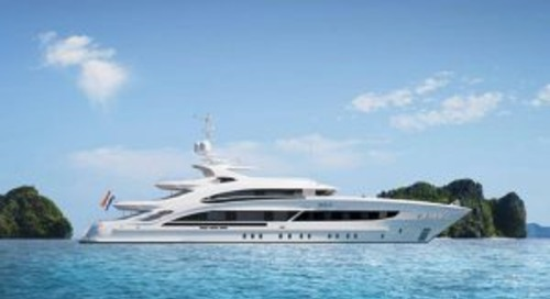 Heesen unveils 50m Project Maia