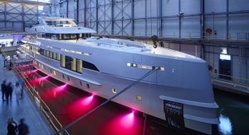 Heesen launches 50m Project Nova as Home