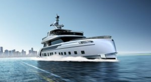 Dynamiq unveils Porsche superyacht collaboration