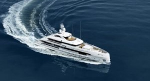 Delivered! 50-metre Heesen Home