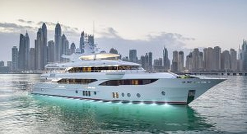 Majesty 155 success with repeat owner