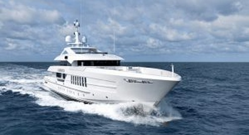 Heesen delivers 55-metre Laurentia