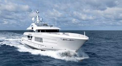 Heesen delivers 55-metre Laurentia