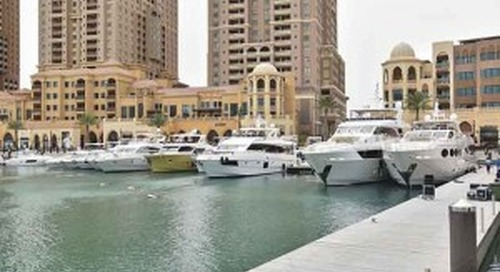 MENA's wealthy to continue superyacht purchases