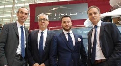 Azimut names exclusive dealer in Turkey