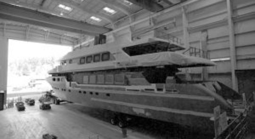 Project update: Christensen's hull #38