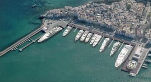 New superyacht marina for Ibiza