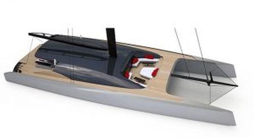 BlackCat creates 35m yacht