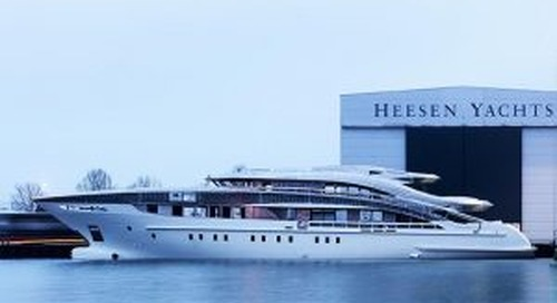 Heesen launches Project Maia