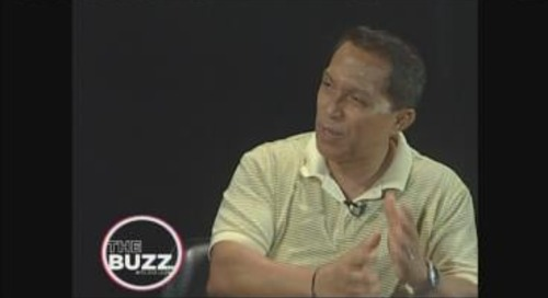 Sen. Dennis Rodriguez, Jr. on The Buzz (1 of 2)