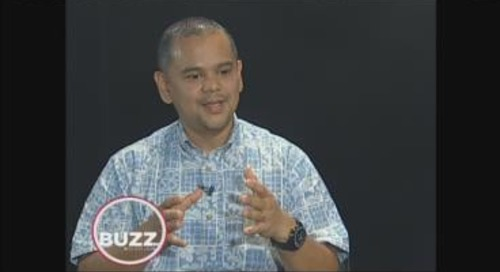 Sen. Dennis Rodriguez, Jr. on The Buzz (2 of 2)