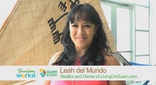 Tourism Works: Leah Del Mundo