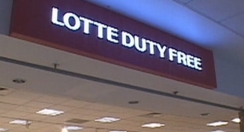 Airport's $15M a year deal with Lotte Duty Free voided