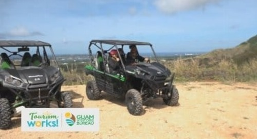 Tourism Works: Let's Ride Guam