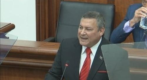 GovGuam leaders impressed with Calvo's speech
