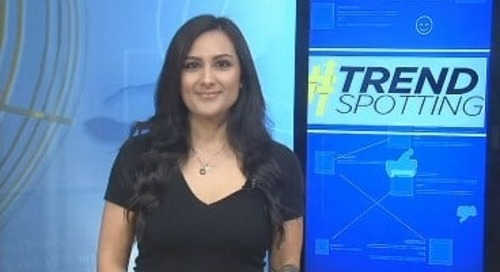 Asha Robles breaks down the big social buzz on TrendSpotting