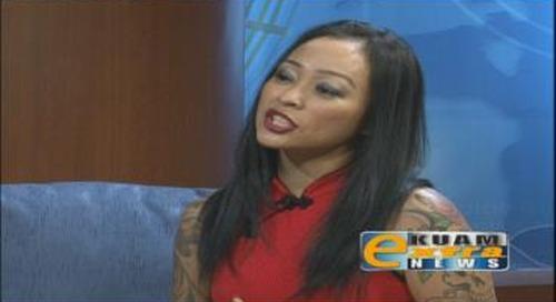 Kai Gamez's book Tempest showcases Guam's diverse talent
