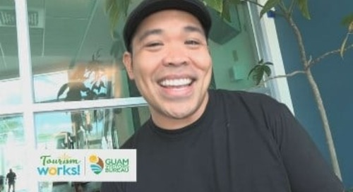 Tourism Works: Joe Guam of Keano Productions