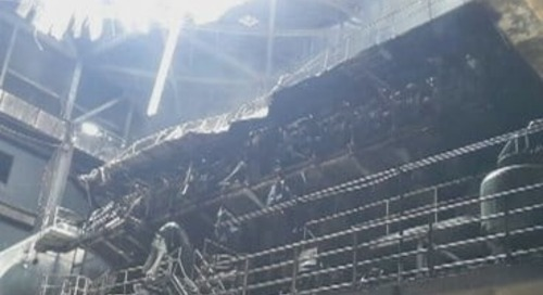 GPA reaches insurance settlement for 2015 plant explosion