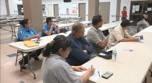 GPD stresses importance of community partnership