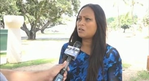 Guam's first transgender candidate in the running