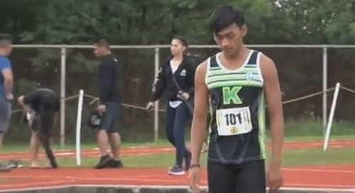KUAM Gamechangers: Joseph Aguon (JFK track & field)
