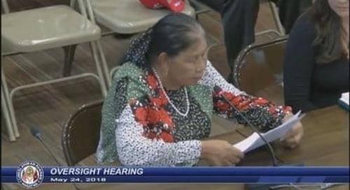CLTC reassures senators