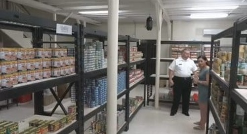 Salvation Army debuts new Client Choice Food Program