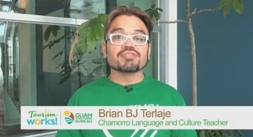 Tourism Works- Brian Terlaje