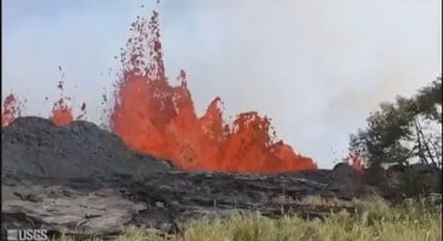 Guam National Guard rushes to Big Island to help Hawaii volcano support