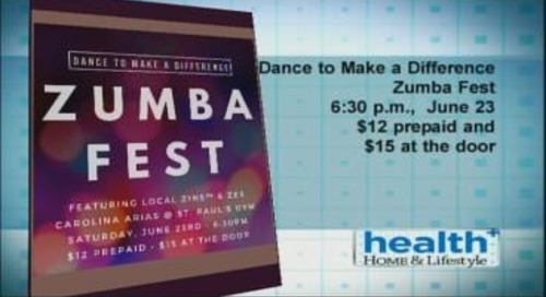 All the info you need to know about ZumbaFest