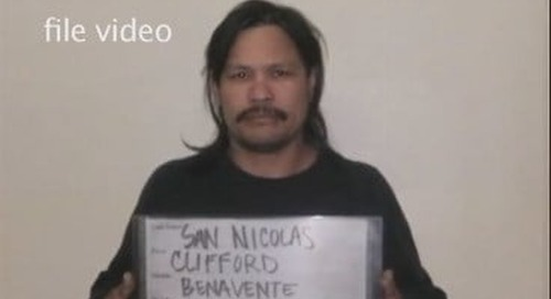 Convicted killer Clifford San Nicolas makes plea agreement