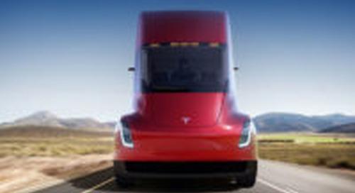 Anheuser-Busch bestelt 40 Semi-trucks bij Tesla