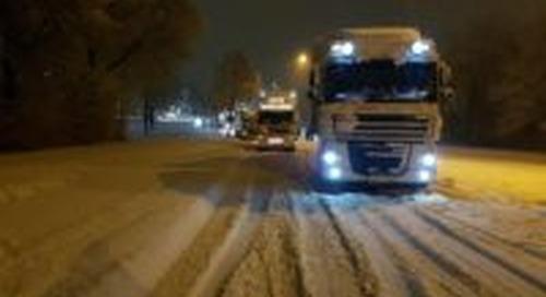TNO: 'Schade 'sneeuwfiles' kostte bedrijven 4,2 miljoen euro'