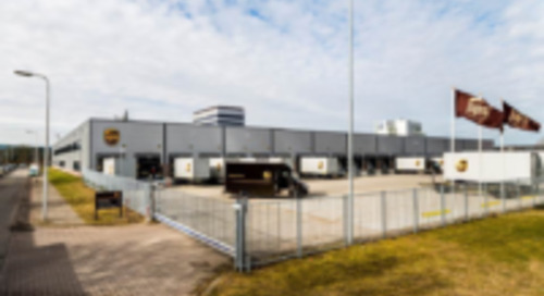 UPS investeert 16 miljoen euro in nieuw sorteercentrum Utrecht